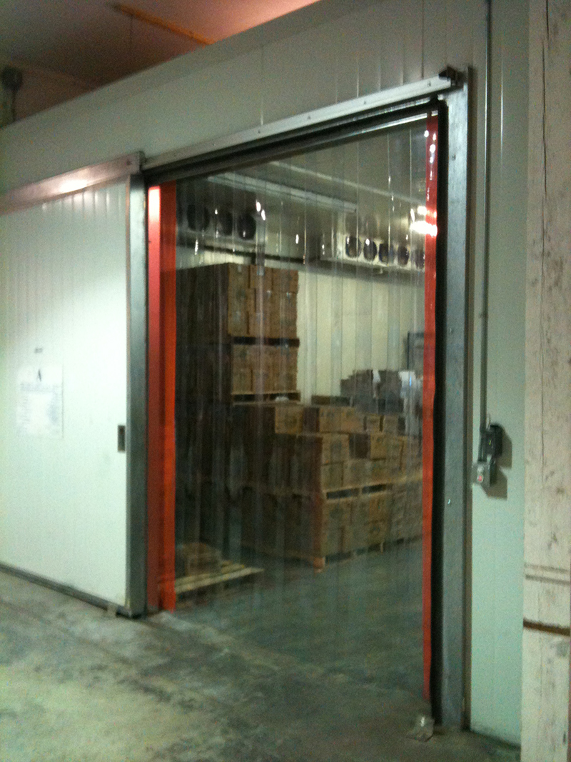 Cooler And Freezer Strip Doors Strip Doors