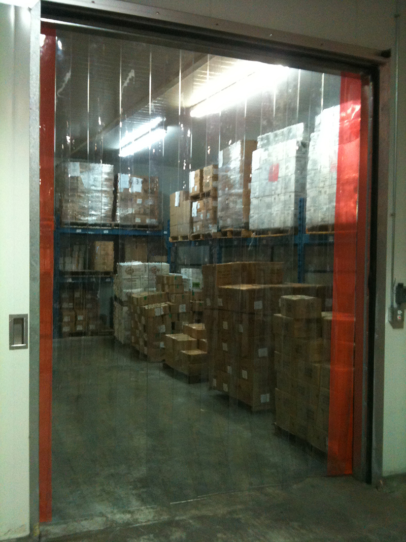 Cooler And Freezer Strip Doors Strip Doors